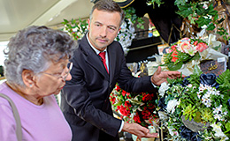 Conseiller funéraire