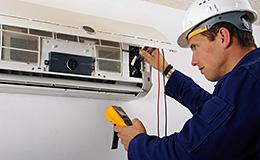 Installateur de climatisation et système de ventilation