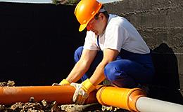 Spécialiste en drainage et canalisation