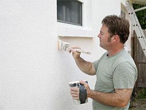 Peindre une façade