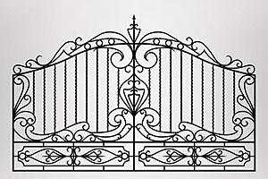 Installateur et remplacement de portail Montbert