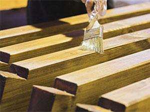 Rénovation d'une terrasse en bois