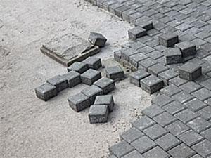 Rénovation en extérieur de pierres