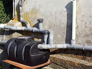 Installateur de systeme de recuperation des eaux de pluie Gisors