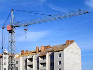 Construction immeuble d'habitations