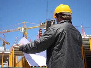 Construction immeuble de bureaux