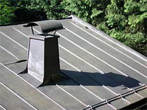 Constructeur de conduit de cheminee Couture sur loir