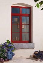 Fenêtre bois CaraKtère