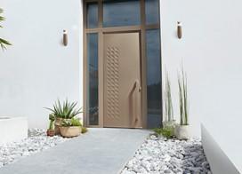 Porte d'entrée ©Bel'M