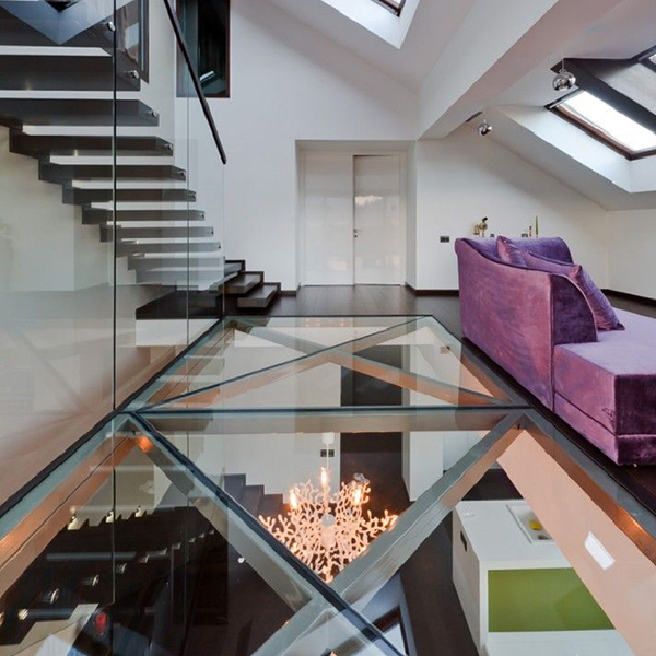 les utilisations particuli res du verre. Black Bedroom Furniture Sets. Home Design Ideas