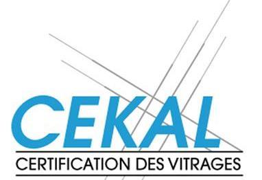 Certification vitrage Cekal