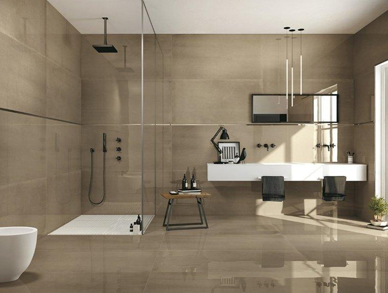 Beautiful Salle De Bain Idee Idees - Idées décoration intérieure ...