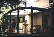 La véranda en aluminium : le matériau roi des vérandas actuelles