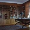 Une bibliothèque à la maison