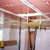 Le plafond rayonnant plâtre (PRP)