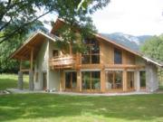 Les façades en bois