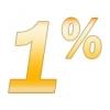Le prêt à 1%