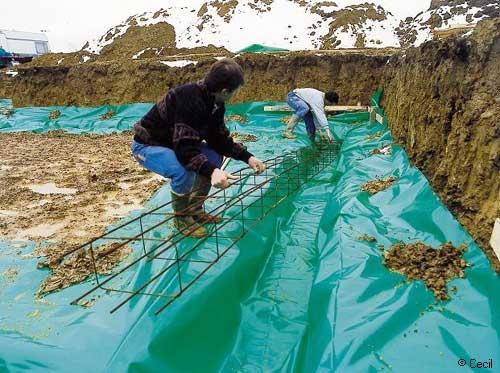 L'isolation anti-termites possible dès les fondations - Travaux.com
