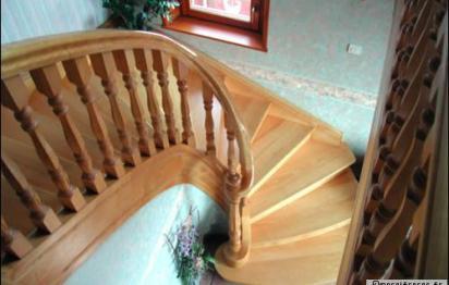 Escalier en fr