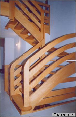 Des escaliers pour tous les go ts - Volets interieurs pour tous les gouts ...