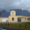 Plan de maison : une maison d'architecte abordable dans un lotissement