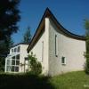 Plan de maison : la maison 'Batman' en Lozère