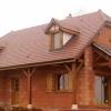 Plan de maison : une maison HQE en terre cuite dans le Jura