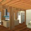 Plan de maison : une maison d'architecte à 80.000 euros