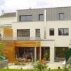 Plan de maison : une maison de ville à Rennes (35)