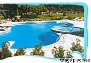 Les piscines en matériaux composites