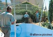 Installation de piscine les taxes et imp ts qui s Piscine hors sol impot
