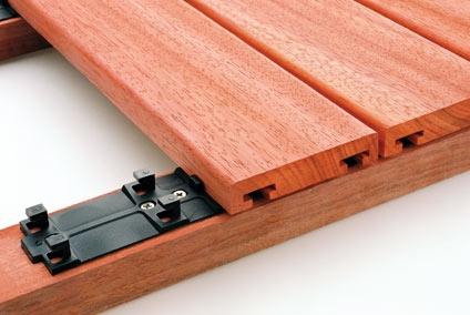 Une terrasse en bois qui résiste à l'usure du temps - Travaux.com