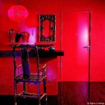 peinture mate satin e brillante ou laqu e. Black Bedroom Furniture Sets. Home Design Ideas