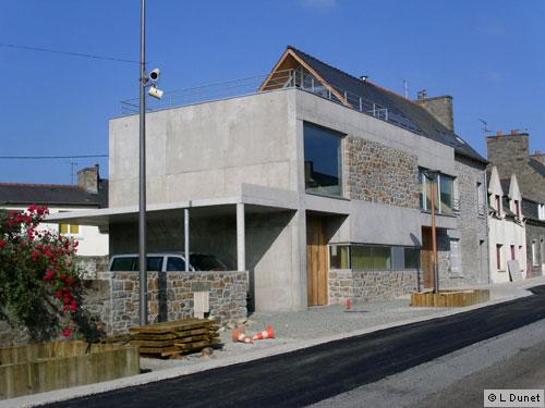 Maison Extension Pice tage Chambres  TravauxCom