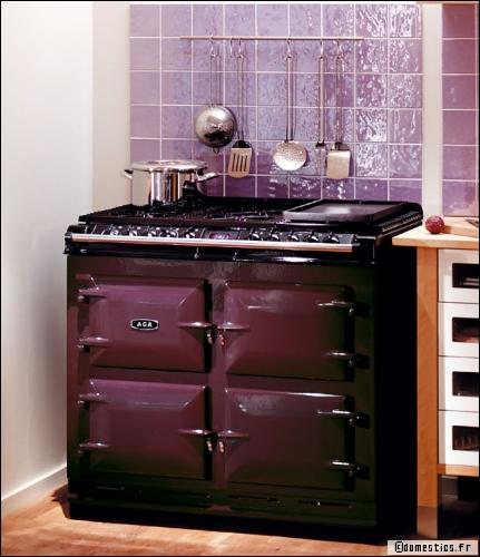 La cuisinière d'antan, une personnalité classique pour votre cuisine - Travaux.com