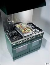 La cuisinière d'antan, une personnalité classique pour votre cuisine