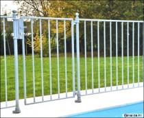 Les dispositifs de sécurité de piscine