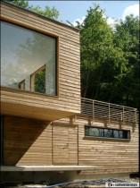 """Quand la maison devient """"une séquence du paysage"""" en Haute-Savoie (74)"""