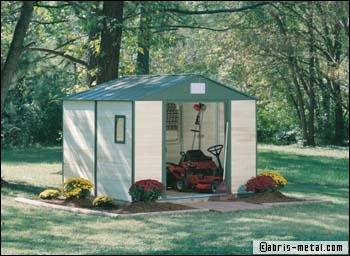 Dans le jardin, à l'abri - Travaux.com