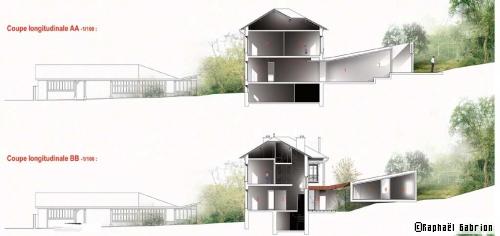 Plan De Maison : 30 Projets Pour Une Extension De 60m² En Banlieue  Parisienne