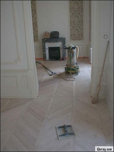 Rénovation De Parquet, Ou Lu0027éternelle (ou Presque) Jeunesse Du Sol En Bois    Travaux.com