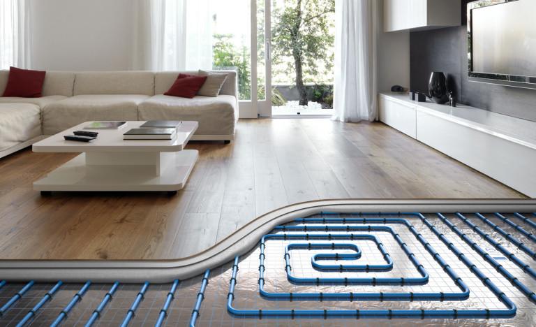 Chauffage au sol : un plancher chauffant offre un nouveau confort