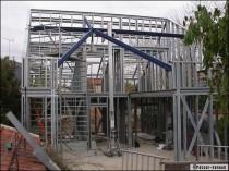 charpente et structure m tallique construction originale co t tr s raisonnable. Black Bedroom Furniture Sets. Home Design Ideas