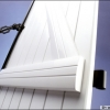 Volets PVC : avantage isolation