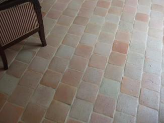Carrelage en terre cuite Céramiques beaujolais
