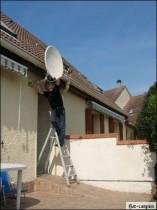 Installer une parabole, un droit garanti par la loi