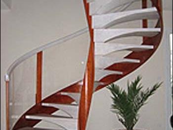 Escalier hélicoïdal : la primeur à l'esthétisme