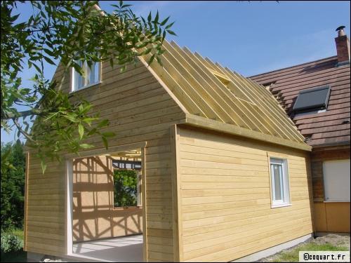 Extension bois : l'architecte au coeur du projet - Travaux.com