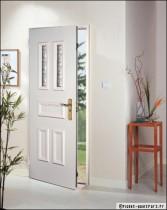 La porte blindée : une protection souvent dissuasive pour les cambrioleurs