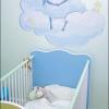 La décoration d'une chambre d'enfant
